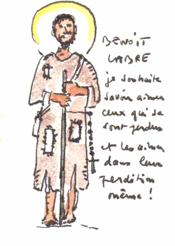 Benoit Labre 2
