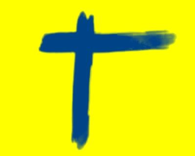 Dessin croix