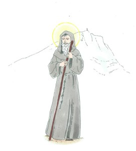 saint ser auréole